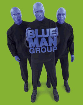 Blue Man Group Halloween 58