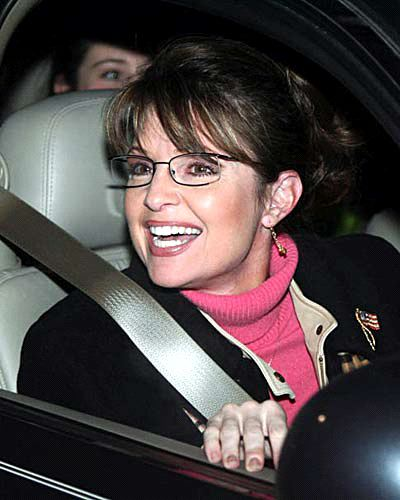 Sarah Palin is Gay . . . AS in, Happy that she has such a Great Friend!