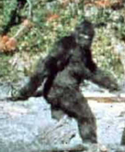 Legenda Bigfoot