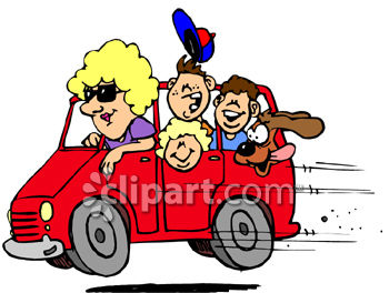 mom_and_kids_in_a_mini_van_clipart_image