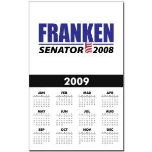 franken-calendar