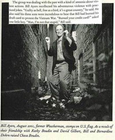 Bill Ayers & Weather Underground -- They Weren't Really Terrorists
