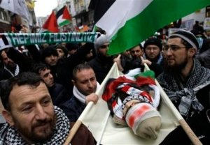 Turkey Israel Palestinians