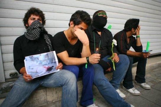 iranian crackdown
