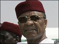 Nigerian Prez