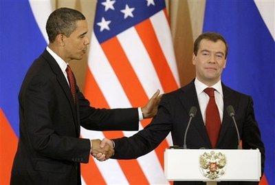 Russia US Obama