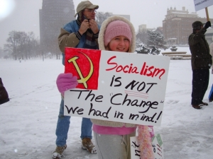 socialism not the change