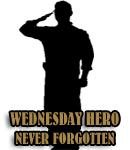 wednesday's hero