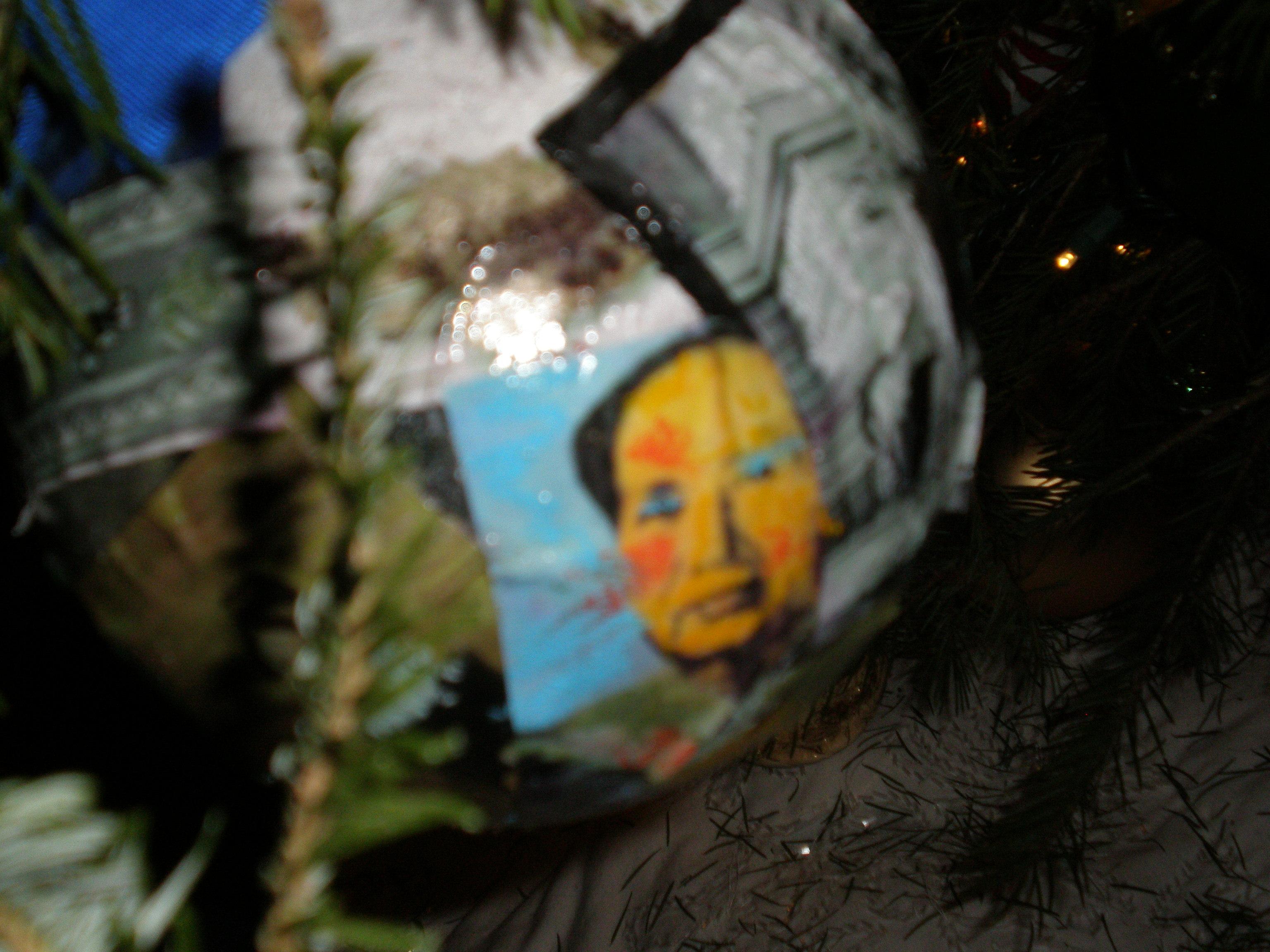 The Obamas\' Hacky-Tacky White House Christmas Tree | Nice Deb