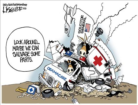 Image result for anti obamacare cartoons