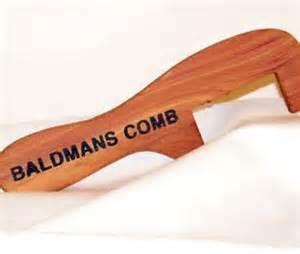 bald comb