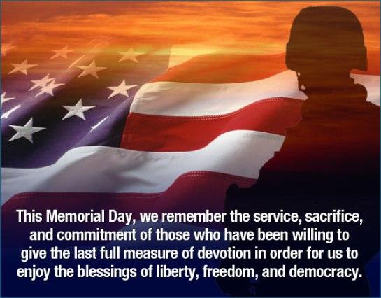 PJ Media Memorial Day Image