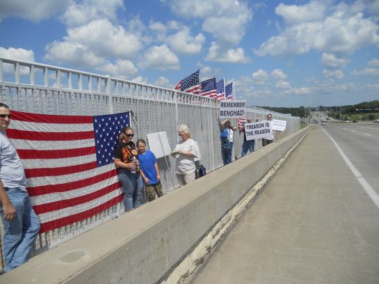 overpasses 4 Obama's impeachment
