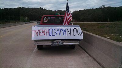 overpasses truck