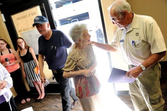 COLORADO SPRINGS RECALL ELECTION OF DEMOCRAT JOHN MORSE GETS UNDER WAY WITH EARLY VOTING STARTING