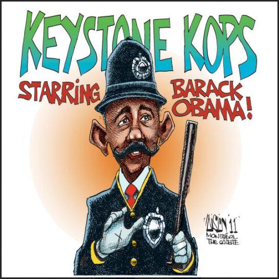 Keystone-Kop