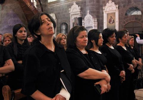 syrian catholics