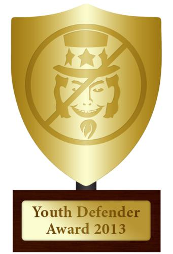 GENERATION OPPORTUNITY YOUTH DEFENDER AWARD