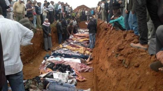 SYRIA-06-04-12-TAFTANAZ-MASS-GRAVE-550x308