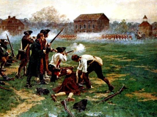 Battle-of-Lexington
