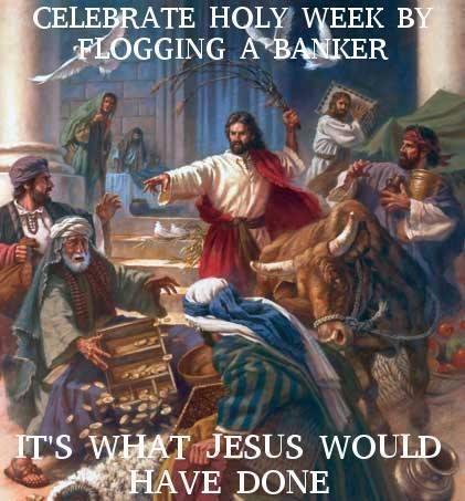 Flog-a-banker